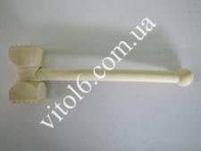 Молоток кулинарный деревянный VT6-13014(144шт)