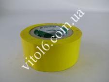 Скотч желтый 220м VT6-13401 (20шт)