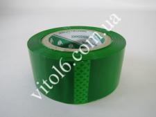 Скотч зеленый 220м VT6-13402 (20шт)