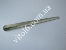 ВТ-6 Лопатка для обуви нерж  47см VT6-14001 (50) (100 )