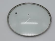 Крышка на сковороду т=4  О 24 VT6-13100(40шт)