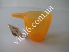 Кружка мерная прозрачная 350 мл G 246 (48шт)