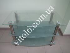 Тумбочка под TV стекло LF043 607  110*60