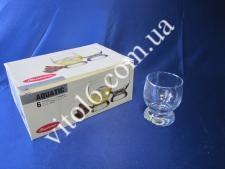 Стакан для воды  Акватик  6 х 220гр 42973 (8шт)