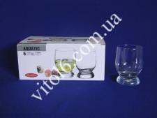 Стакан для виски  Акватик  6 х 320гр 42975 (8шт)