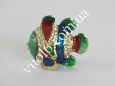 Шкатулка-Рыбка полосат(870)VT6-13449 (20шт)