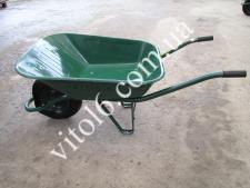 Тачка  WB 6400 зелёная 83х64х22