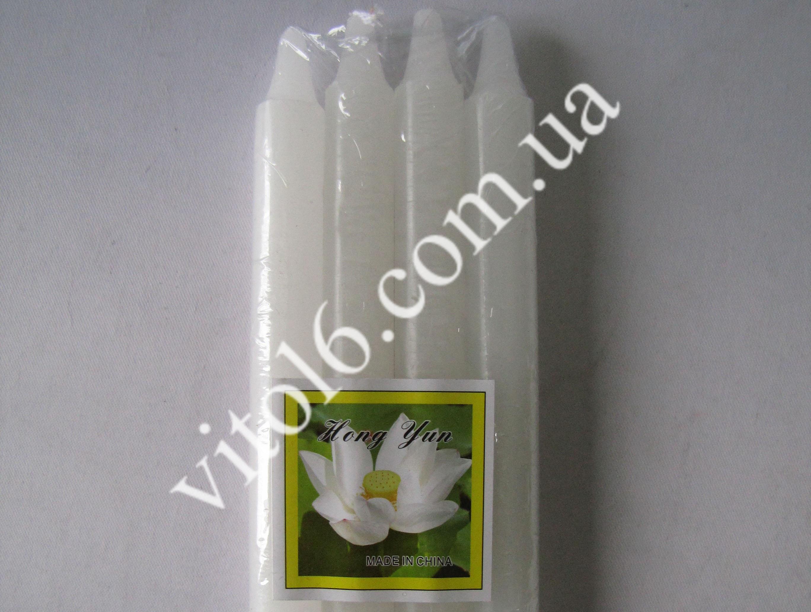 Свеча дешевая 31гр (4шт в уп )VT6-14048(144уп*4шт)