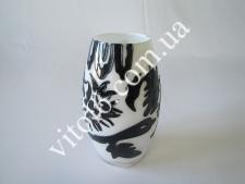 Ваза стекло 19 см для сухих цветов (4цвета) VT6-13938(48шт)
