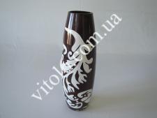 Ваза стекло 30 см для сухих цветов (4цвета) VT6-13940(24шт)