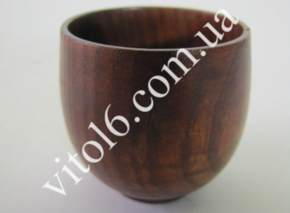 Рюмка деревянная 5*5     VT6-13855(1000шт)