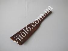 Лопатка деревянная с дырамиVT6-13676(500шт
