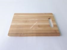 Дошка дерев яна смужка 18*28*0,9 VT6-14056(60шт)