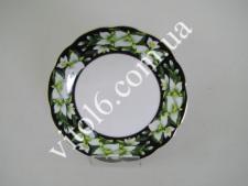 Тарелка  Жасмин  мелкая №7 IN032W  (96шт)