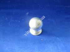 Ручка меб.OZM  шарик 19мм 6041-02 сатен