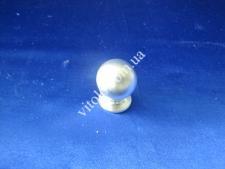Ручка меб.OZM  шарик 25мм 6042-02 сатен