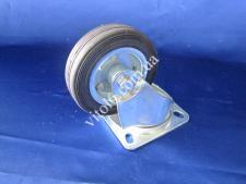 Колесо HTS поворотное с лотком 100мм №602 (30шт)