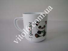 Чашка белая отдельн.G-111 (120шт)