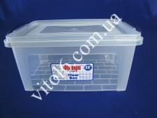 Контейнер 30162  Клиер  №2 глубокий  3л (24 шт)