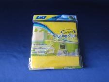 Салфетка жёлтая из 3-х  тканевая ТР-703  (120 шт)