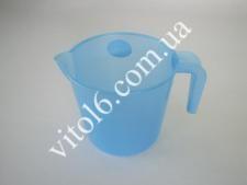 Кружка мерная 1,5л Afsem 10022 (72шт)