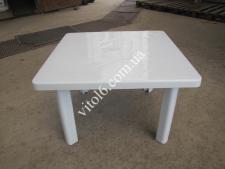 Стол пластмас.  СМ-310  80х80см  h=51см