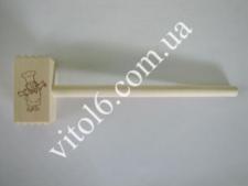 Молоток дерев. Поваренок  VT6-14168(200шт)