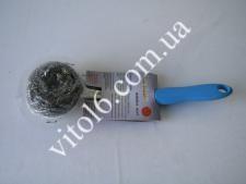 Щетка для посуды с металл ершикомVT6-14124(180шт)