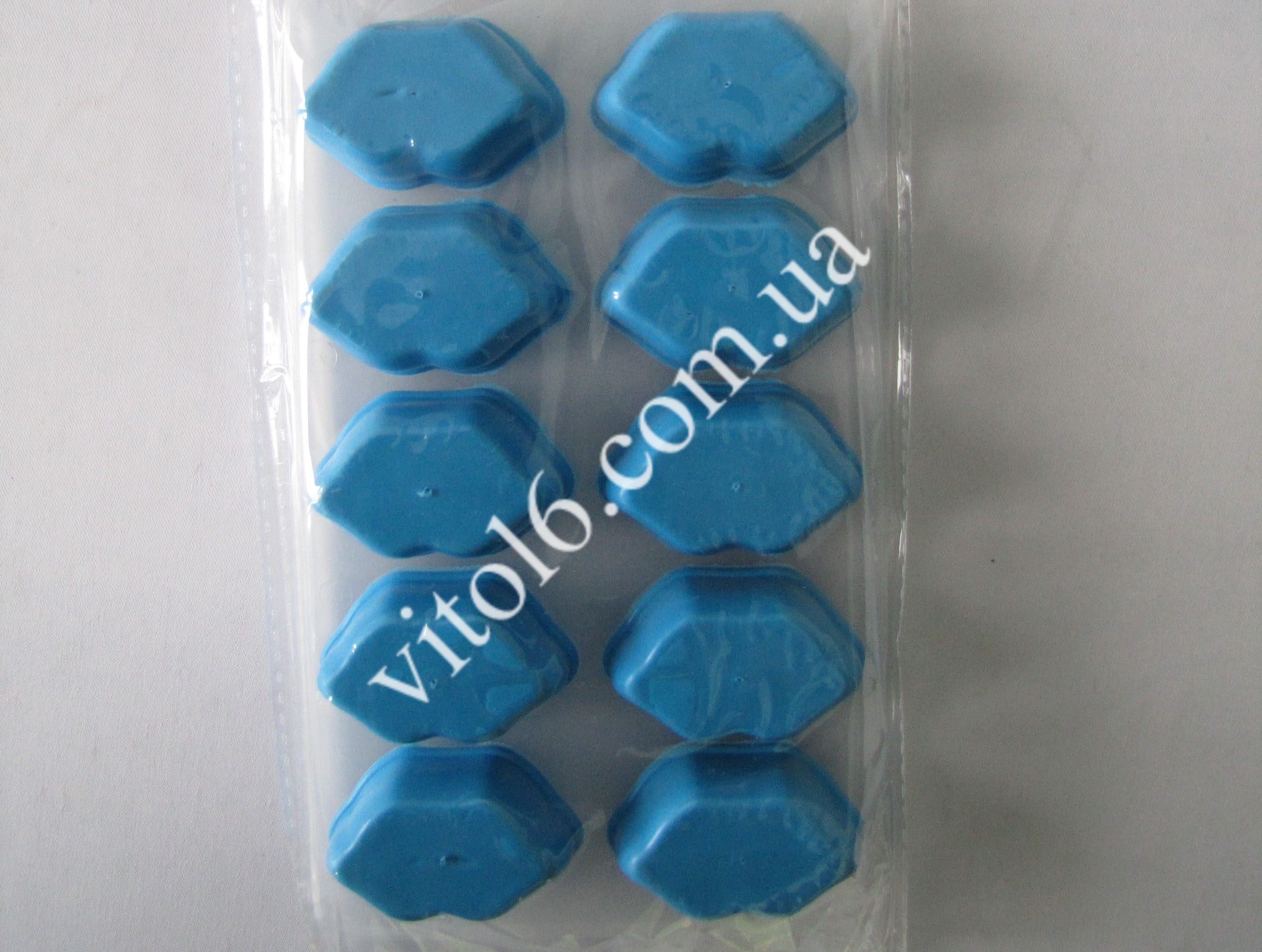 Форма силиконовая для льда VT6-14616(200шт)