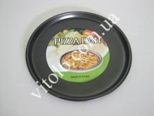 Форма тефлон для пиццы серая О26смVT6-14394(50 шт)