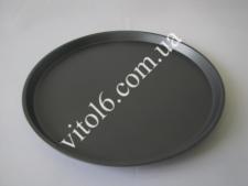 Форма тефлон для пиццы серая О29,5смVT6-14395(100)