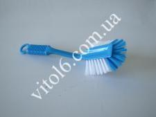 Щетка для посуды 2-е функции 22смVT6-14108(240шт)