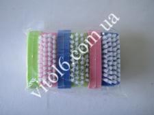 Щетка для рук в наборе из-6ти  8 см VT6-14120 (80шт)