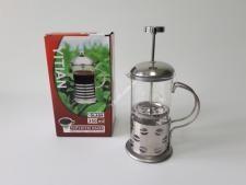Чайник-заварник нерж Горох  350мл VT6-14580(60шт)
