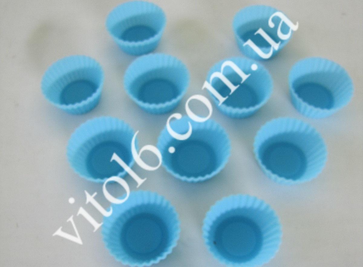 Форма силиконовая  Кекс  3,2смVT6-14308(6000)