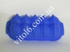 Форма силик.овал с ручкой 27*17,5*7 VT6-14312(120)