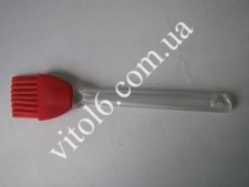 Кисточка силиконовая шир/ворс  24смVT6-14631(600)