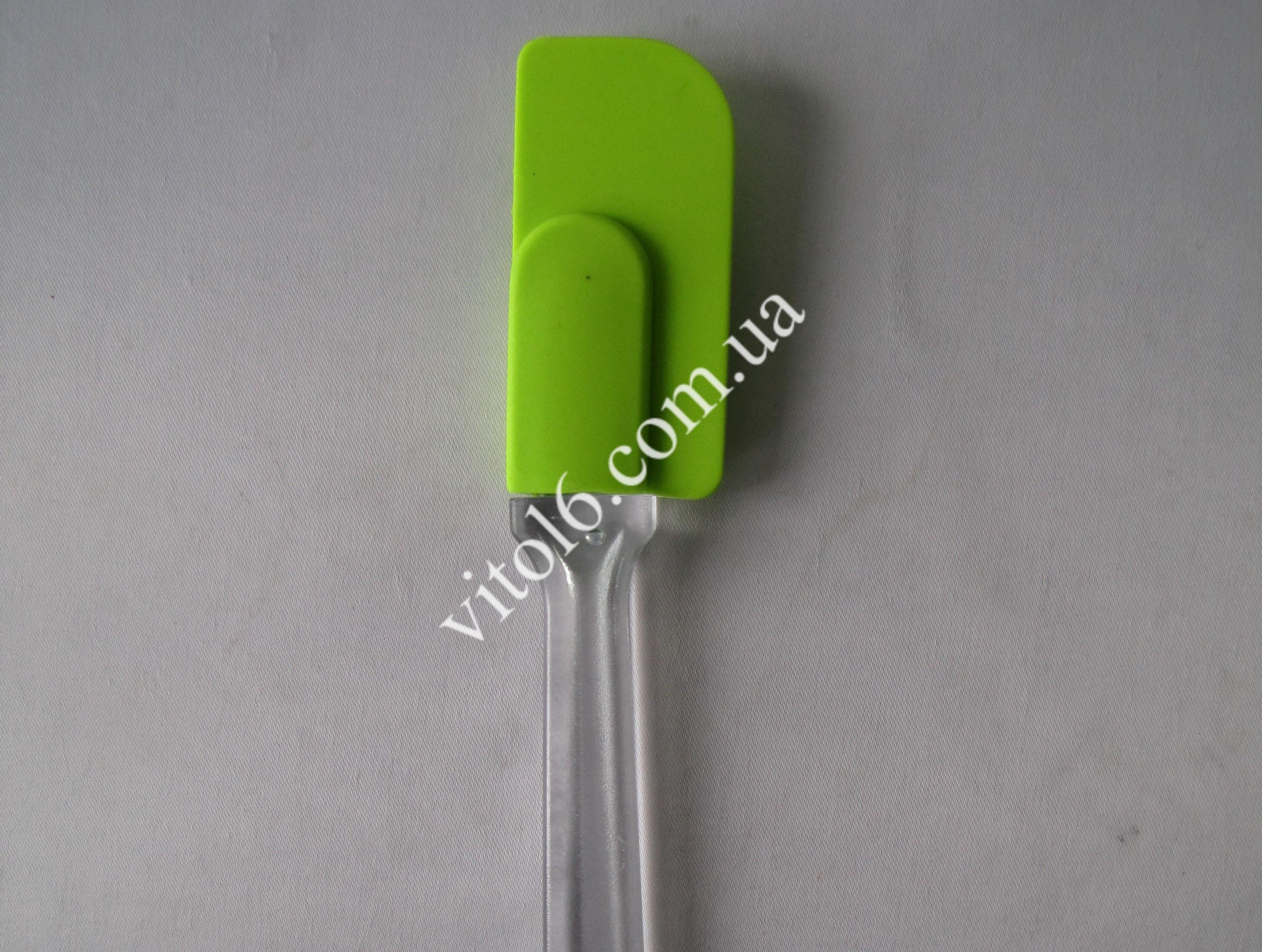 Лопатка силиконовая 24*3,5 VT6-14632(600шт)