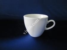 Чашка белая чайная б/блюд.PDHC-220CC 175мл(9)(108)