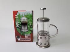 Чайник-заварник нерж Полоса 350млVT6-14583(60шт)