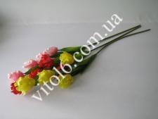 Искусств.ветка Тюльпаны  VT6-14547(240шт)