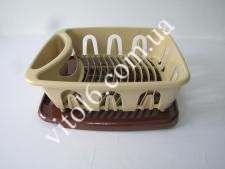 Сушилка для посуды 1-оэтажн. Senyayla 4515   35*30*13 (20шт)