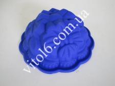 Форма силик.О12см Цветочек  VT6-14687(10шт) (500)