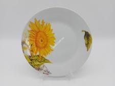 Тарілка  Соняшник  мілка №8  5705 (72 шт)