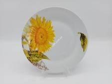 Тарілка  Соняшник  мілка №9  5705 (48 шт)