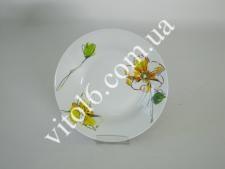 Тарелка  Настурция глубокая №9  7171(48 шт)