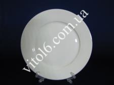 Тарілка  Біла гладь  для 2-го №9 R (48 шт)