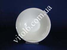 Салатник  Біла гладь  №7 R (72 шт) 500мл