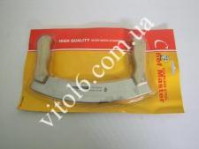 Нож для сыра Шеф мастер 21,5*4см№9  VT6-14708(144