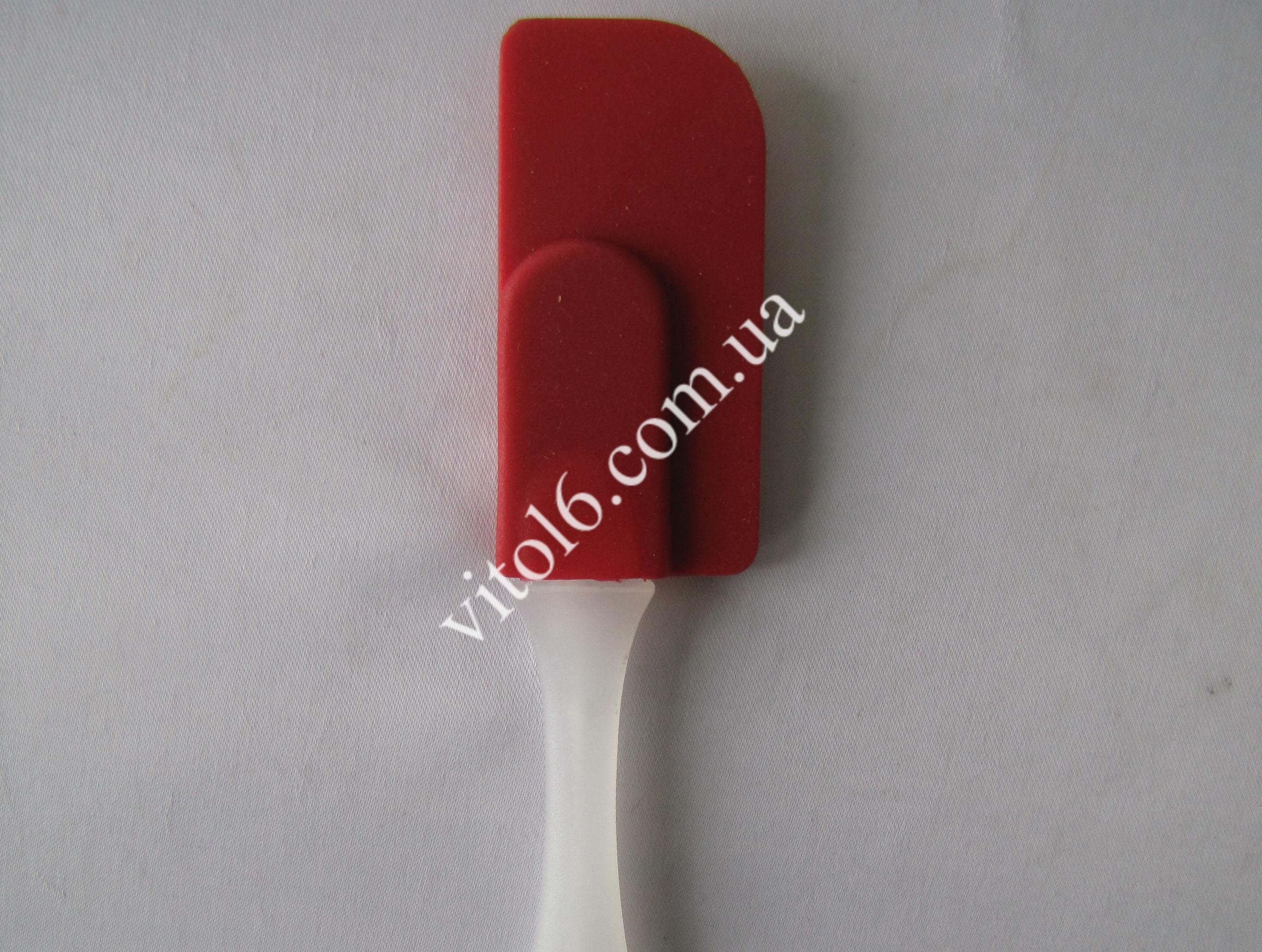 Лопатка силиконовая мини 20см*3,5смVT6-14843(600)